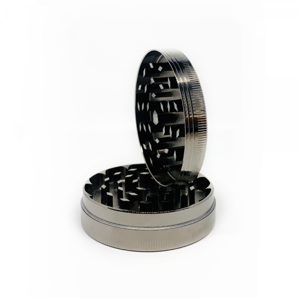 2 piece metal grinder Serene Farms Online Dispensary