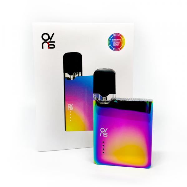 ONVS JC01 Vape Pod Starter kit (Rainbow) Serene Farms Online Dispensary