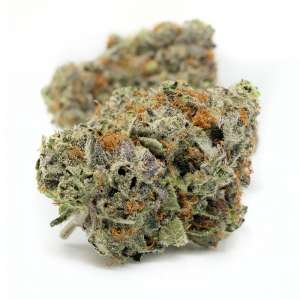 Pink Kush flowers Serene Farms online dispensary