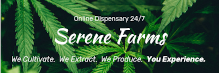 Serene Farms Online Dispensary